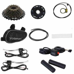 Voilamart Rear Wheel eBike Conversion Kit Review-min