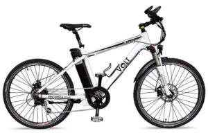 Volt Alpine Electric Mountain Bike