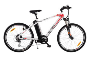 West Hill PRO TERRAIN Electric Mountain Bike