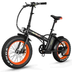 Addmotor MOTAN Folding Electric Bike with Throttle