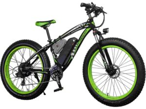 Prescott Fat Tire Electric Mountain Bike
