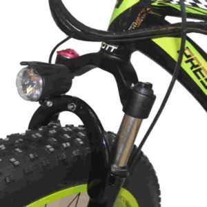 Prescott Fat Tire Electric Mountain Bike Review