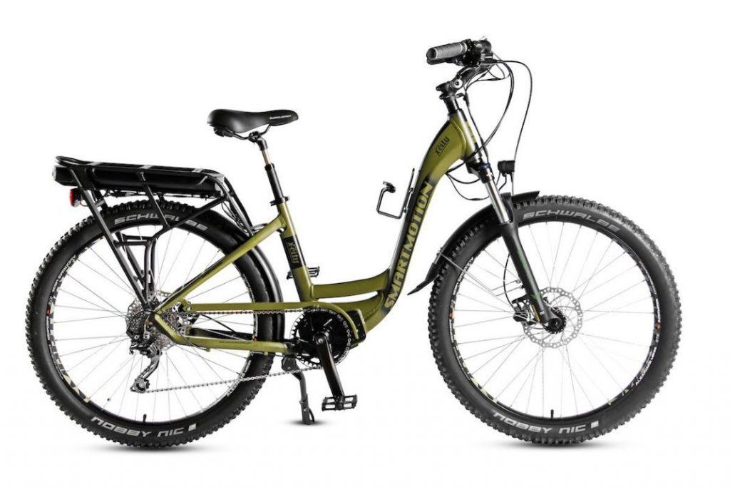 Electric Bike ST Frame