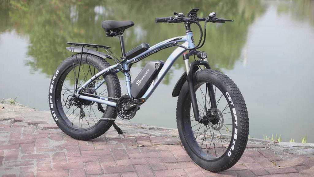 Shengmilo MX02S Electric Mountain Bike