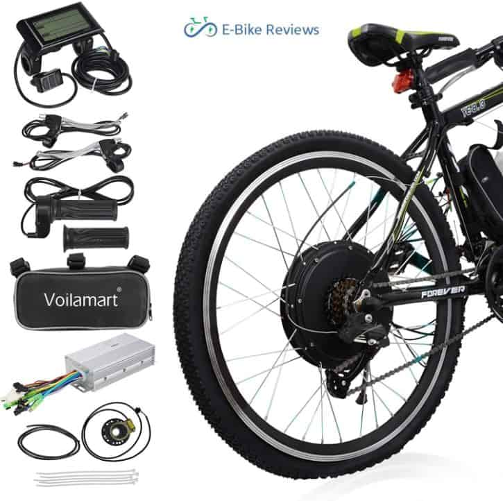 What Is An E-Bike Conversion Kit