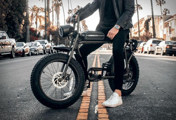Can E-bikes Replace Cars