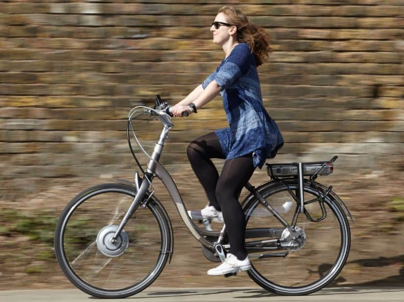 Can You Go More Quickly On An E-Bike