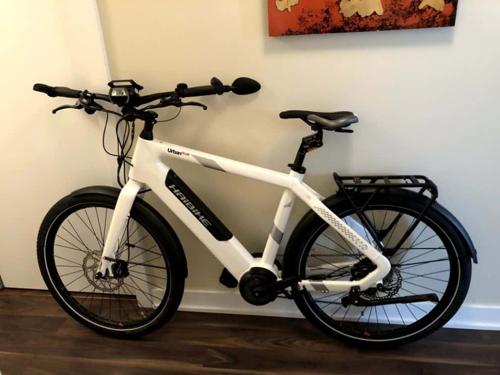 Keeping Your Electric Bike Secure At Home