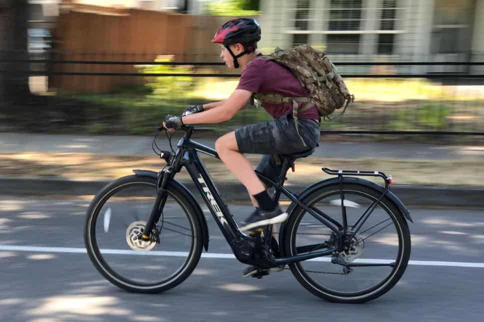 So is an E-bike Cheating