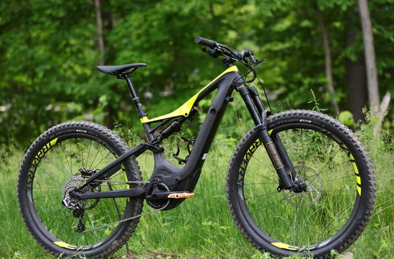 What Are The Different Types Of E-Mountain Bikes